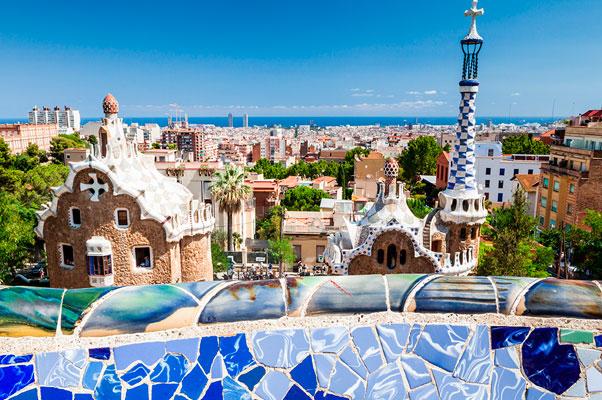 Imagen ciudad universitaria de Barcelona