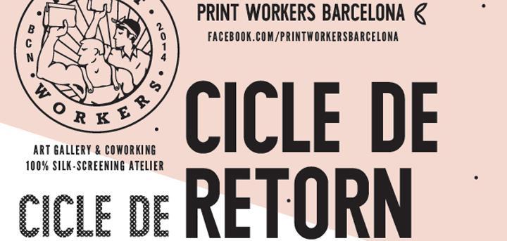 ciclo de retorno exposición universidad de barcelona