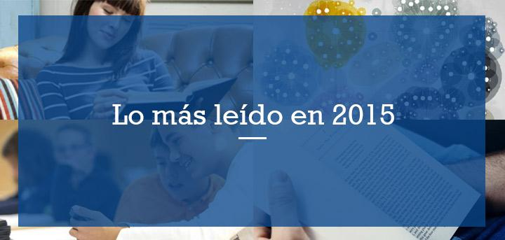lo más leído en 2015