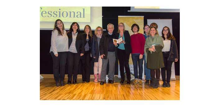 El grupo de investigación TRALS, de la Facultad de Educación de la Universitat de Barcelona fue el ganador de la 5ª Mención Enric Renau i Permanyer
