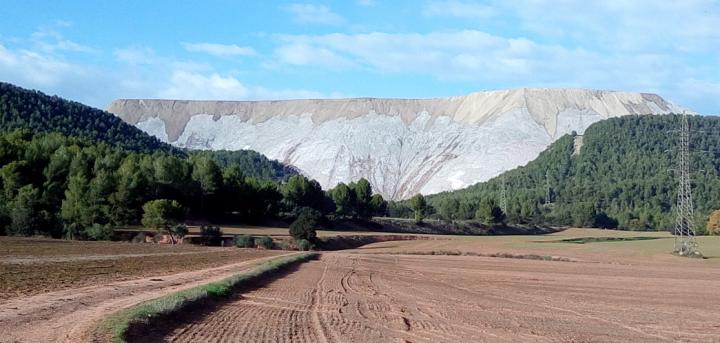La salinización de los ríos: un proceso de cambio global